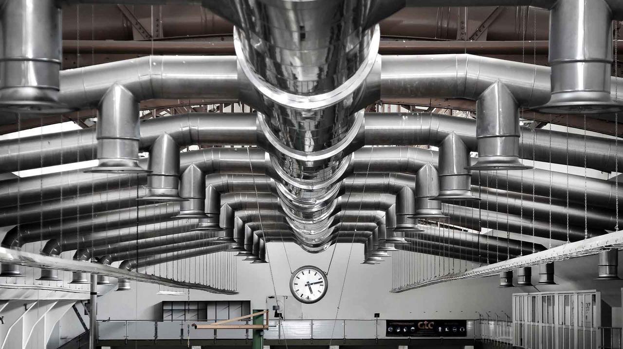 Зачем нужны промышленные вентиляторы
