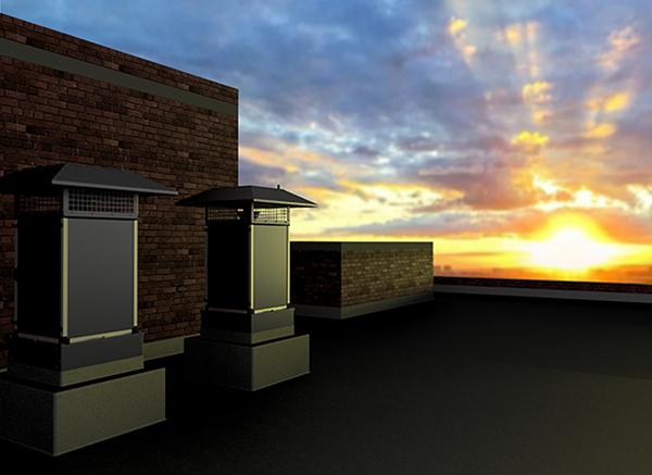 Обзор оборудования: установка канальная крышная